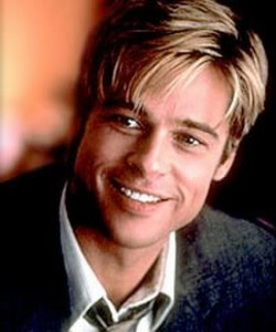 brad pitt as joe black