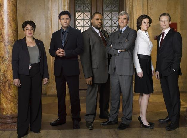 Law & Order cast
