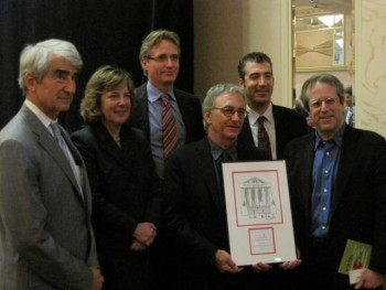 L&O Alliance for Justice award