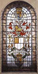 Nullus in Verba Royal Society window