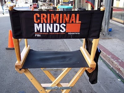 Criminal Minds chair
