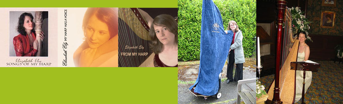 Harp CDs and Musician Life
